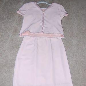 Talbots 2-piece dress/suit